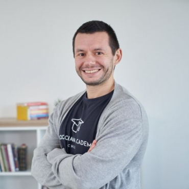 Cristóbal Pereira LatAmTech Blockchain Summit Latam