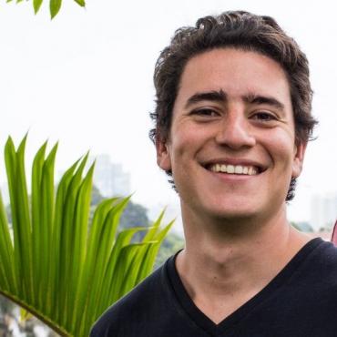 Simon Chamorro Blockchain Summit Latam