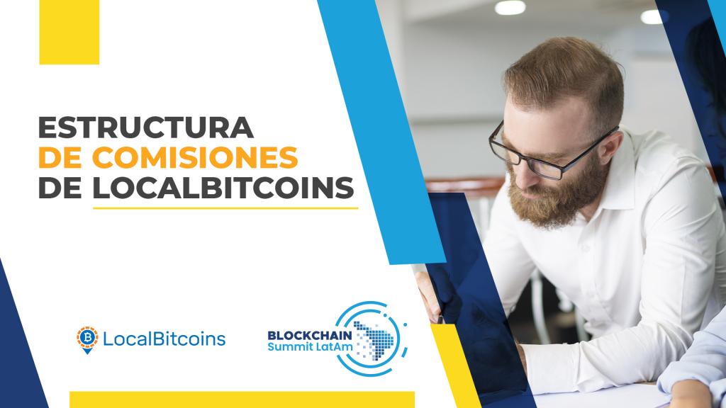comisiones localbitcoins