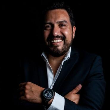 Adrián Díaz Mexo Blockchain Summit Latam
