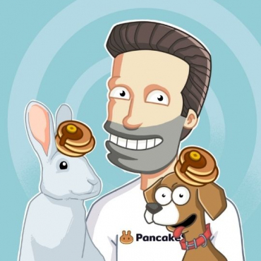 Chef Fran PancakeSwap Blockchain Summit Latam