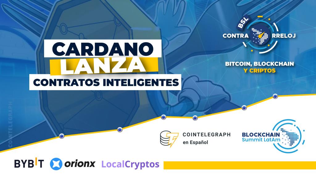 bsl contrarreloj contratos inteligentes cardano criptomonedas cuba cryptoblades estafa