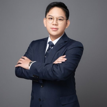 Dora (Guoou) Jiang Conflux Network Blockchain Summit Latam