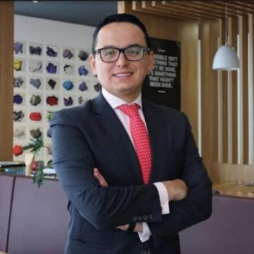 Erick Rincón Cárdenas Colombia Fintech Blockchain Summit Latam