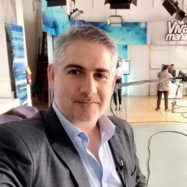 Fernando Quirós Cointelegraph en Español Blockchain Summit Latam