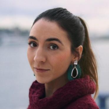Marina Morales gate.io Blockchain Summit Latam