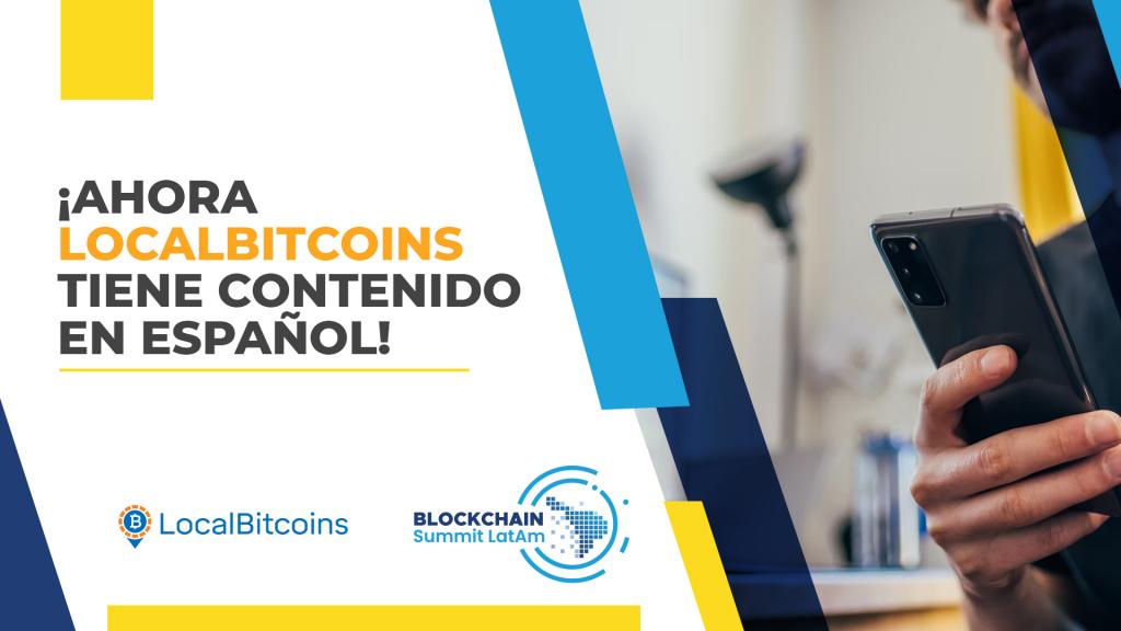 blockchain summit latam localbitcoins español