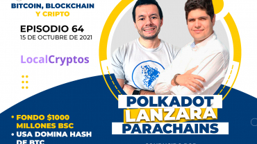 bsl contrarreloj parachains en polkadot hash rate precio bitcoin
