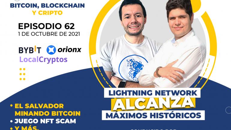 bsl contrarreloj lightning network el salvador minando bitcoin