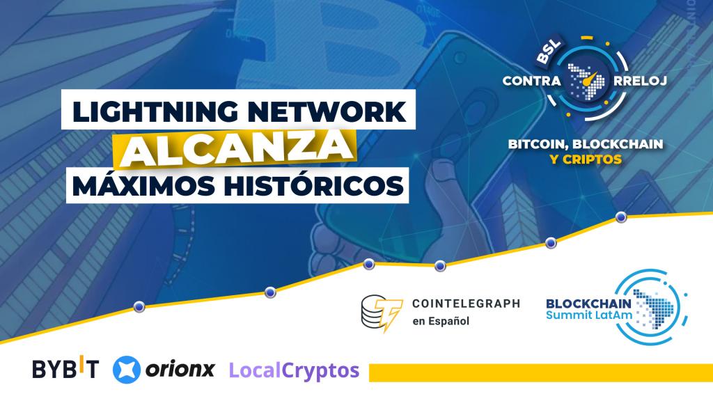 bsl contrarreloj lightning network bitcoin el salvador